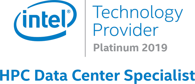 Intel Tech Provider Logo