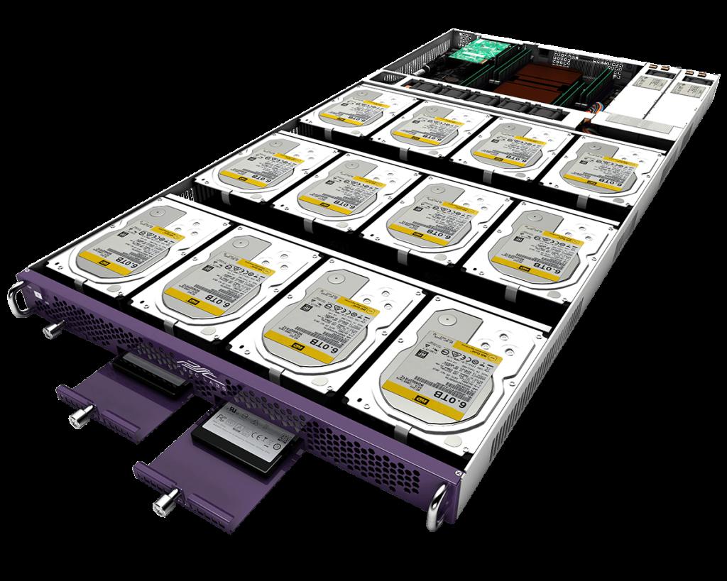 PSSC Labs Hadoop system