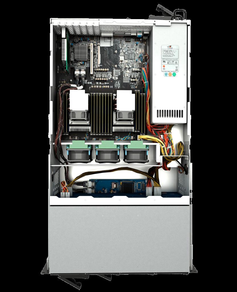 RAID Server PSSC Labs