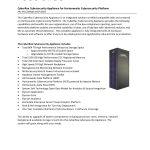 CyberRax Cybersecurity Appliance Tech Specs